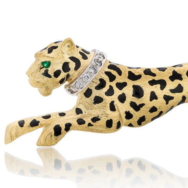 Cheetah Jewelry Collection. Handmade and Handcrafted Jewelry by Sal Praschnik Jewelry
