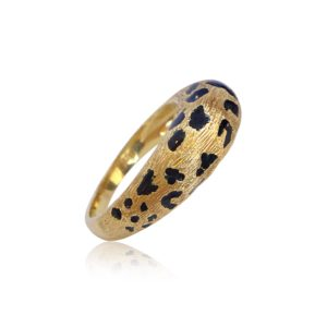 Cheetah Ring Design