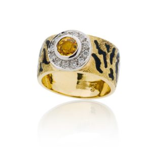 Tiger Ring Design