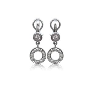 Geomancy Earrings Jewelry Design Miami
